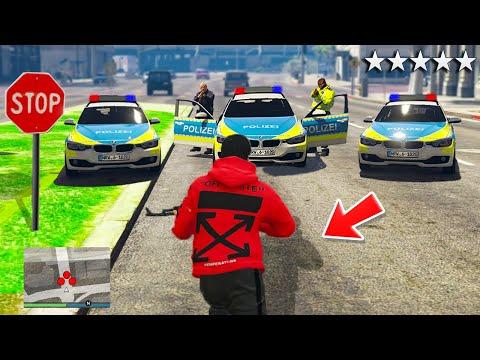 GTA 5 spielen OHNE eine REGEL zu brechen in GTA RP!