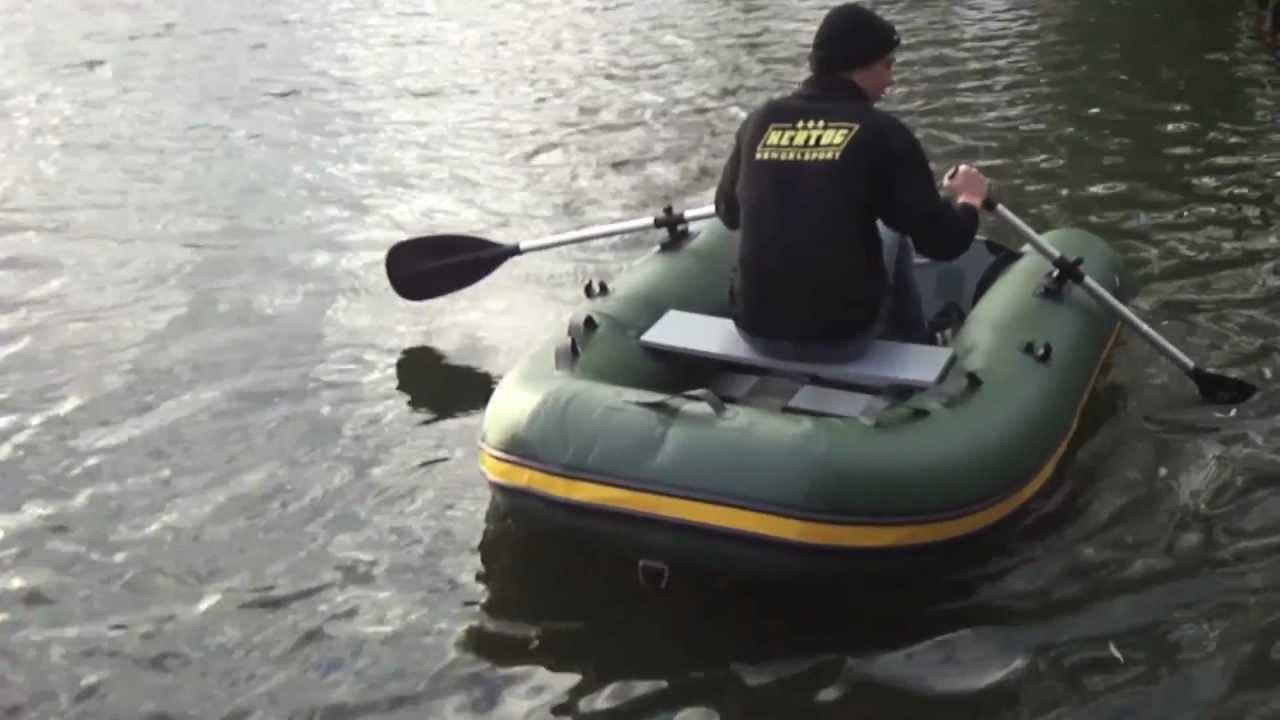 Fonkelnieuw De Elite rubberboten van hertog-hengelsport.nl - YouTube ME-14