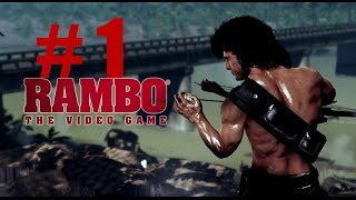 Rambo: The Video Game Part 1 Walkthrough / Playthrough / Gameplay (PS3/Xbox360/PC)