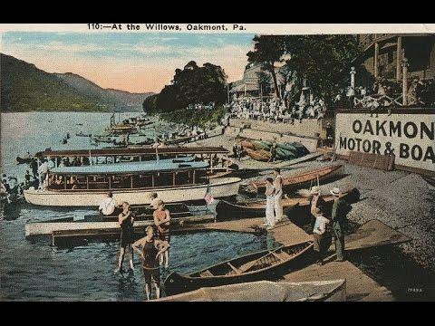 Down by the Riverside- Oakmont, Pa as a Resort Town