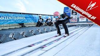 KUBACKI, sylwester na nartach i... młody piroman