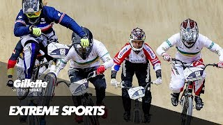 Scouting Global Youth BMX Talent | Gillette World Sport