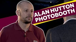 Photobooth: Alan Hutton interview