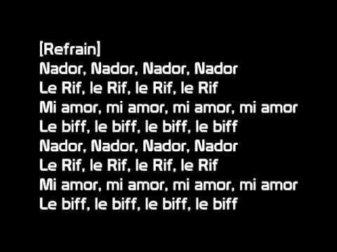Kaaris - Nador (paroles)