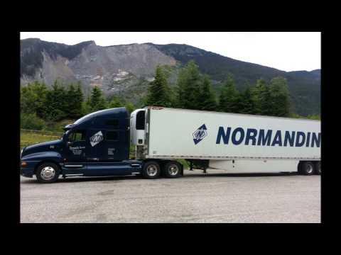 Mon voyage a travers l amérique du nord/ north america road trip