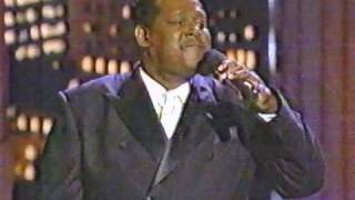 LUTHER VANDROSS LIVE - I CAN MAKE IT BETTER