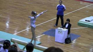 2009 International Junior Viktoria Komova BB (EF)