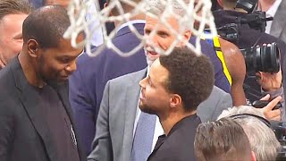 Stephen Curry Begs Kevin Durant To Join Nets After Andrew Wiggins & D'angelo Russell Trade (Parody)