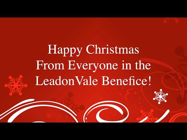 Crib Service - Leadon Vale Benefice
