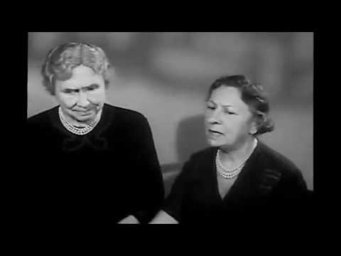 helen keller speech