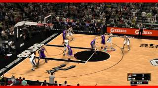NBA 2K13 - Xbox 360 Kinect trailer