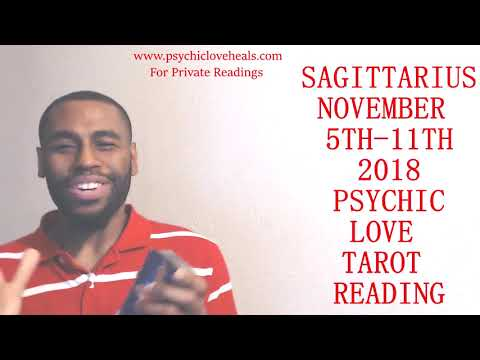 "SAGITTARIUS LOVE TAROT ""WHEN YOUR VALUES CLASH, LETTING GO IS A GREAT STEP"" NOV 5TH - 11TH 2018"