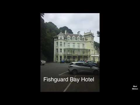 FISHGUARD BAY HOTEL, Goodwick, Wales. Executive Suite (Free Upgrade)