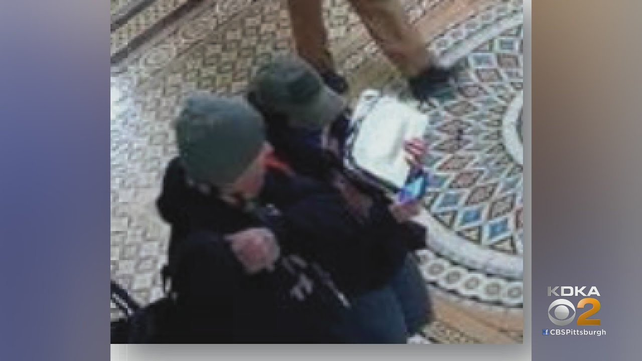 2 Western Pa. Residents Arrested For Alleged Involvement In U.S. Capitol Riot