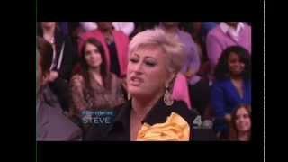 Kim Gravel on The Steve Harvey Show 3/12/14