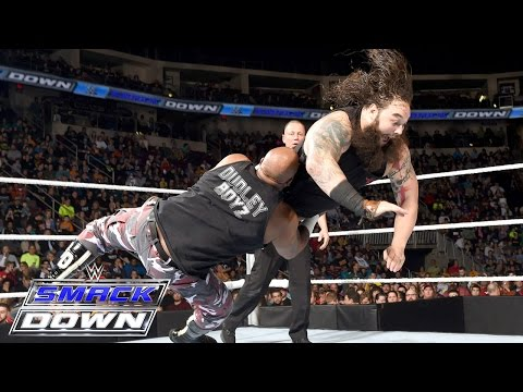 D-Von Dudley vs. Bray Wyatt: SmackDown, December 3, 2015