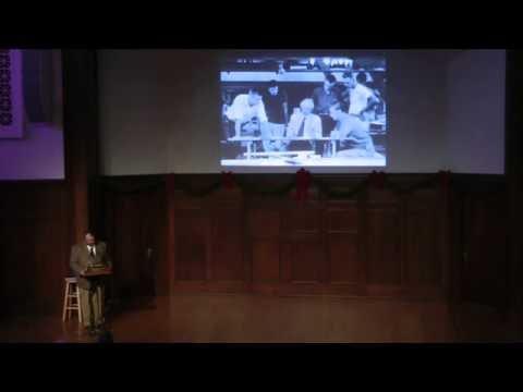 Frank Lloyd Wright Gallery Talk, December 5, 2015