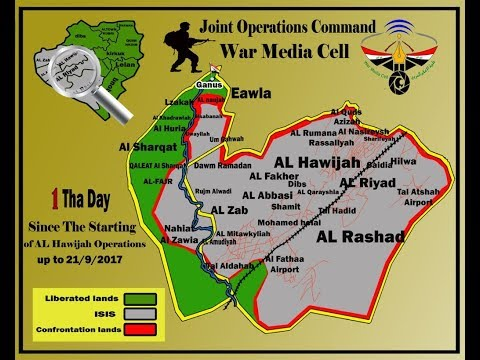 Abadi announced Operation of Hawija/First day went well