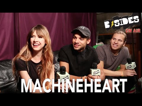 "B-Sides On-Air: Interview - Machineheart Talks ""Circles"", Rap Songs"