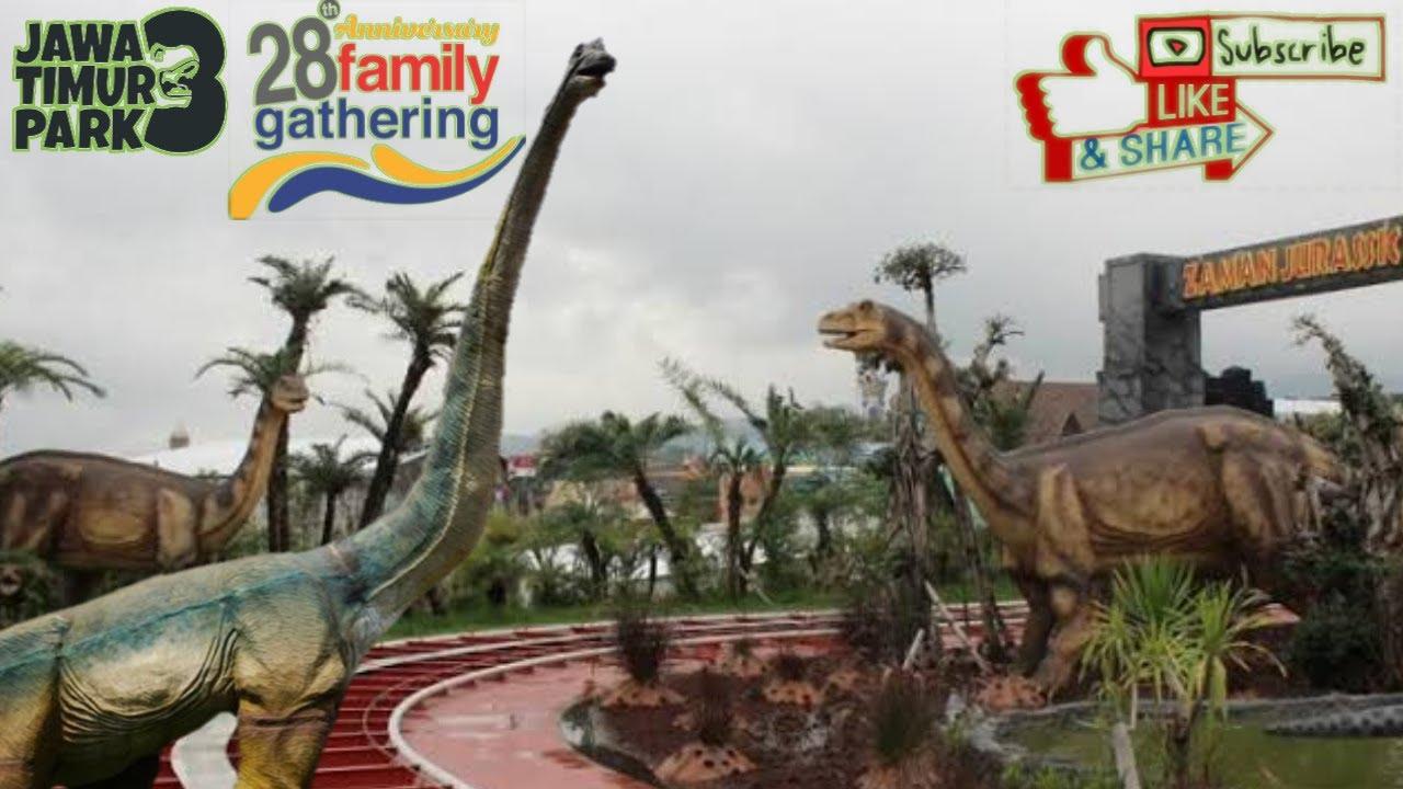 JATIM PARK 3 MALANG - JURASSIC PARKNYA INDONESIA ...