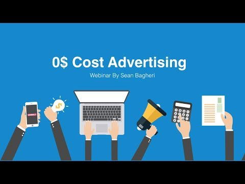 Run Paid Advertising Campaigns For Free! - Webinar Replay