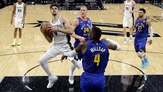 Derrick White Career High 36 Pts Game 3 vs Nuggets! 2019 NBA Playoffs