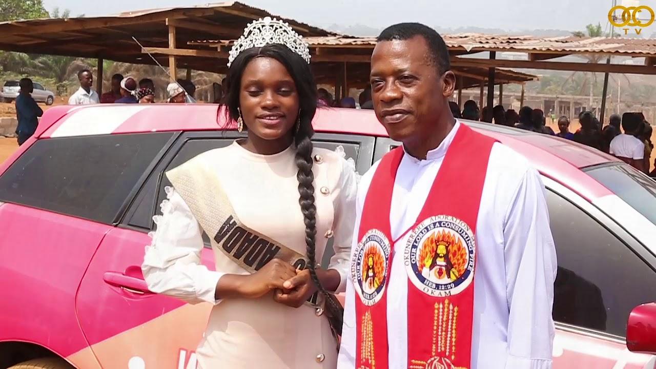 Download A courtesy visit to Rev Fr Paul Obayi of Okunerere Adoration Ministry, Nsukka