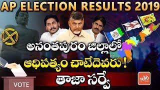 Anathapur District Election Survey 2019   TDP   YSRCP   Janasena   AP Election Results   YOYO TV