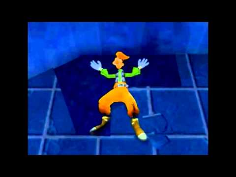 Goofy's Death (Based on my expert knowledge of Kingdom Hearts)
