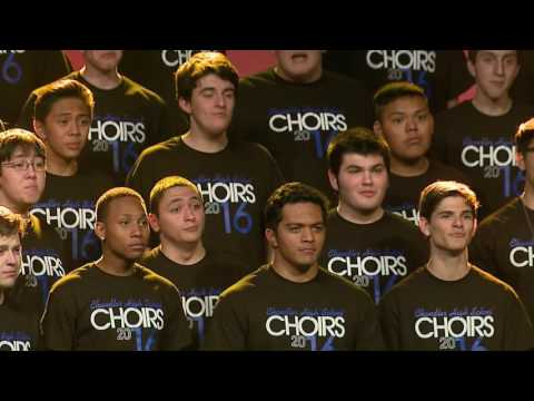 Chandler High School Chorale - The Exodus Song (This Land is Mine)