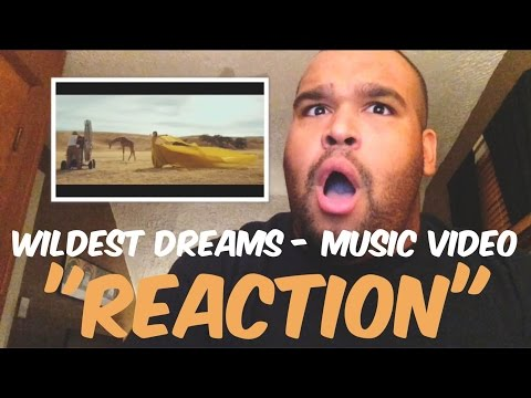 """Taylor Swift - Wildest Dreams Music Video """"REACTION"""""""