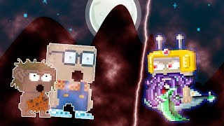 Kisah Kakak Adik New Series part 42 Growtopia indonesia