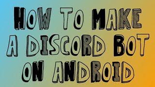 Discord Bot Maker Commands