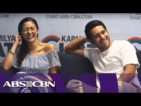 Kapamilya Chat's #NoFilter Q&A with Kim and Gerald