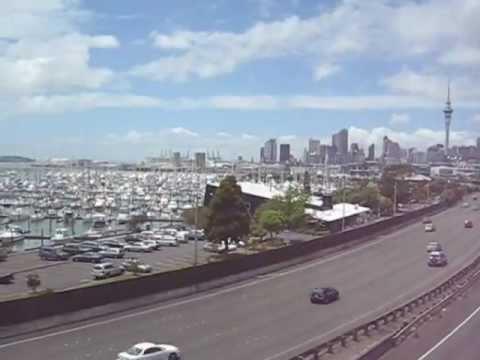 Waitemata Harbour | Auckland City | Harbour Bridge | Westhaven Marina