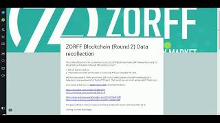 Important Updates ~ Claim 10,000 ZORFF |  CoinClaim New Task & HopeCoin