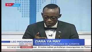 Ziara ya Theresa May nchini Kenya