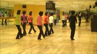 Magic Still There - Line Dance (Demo & Walk-Thru)