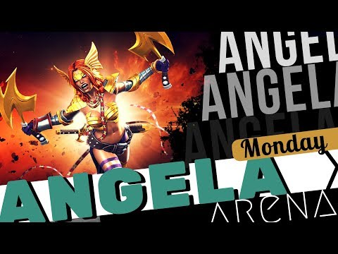 Angela Monday Grind - Early B-Day Present | Marvel Contest of Champions