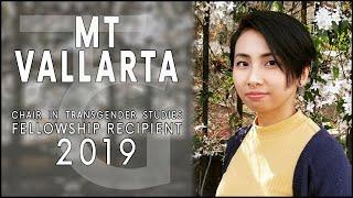 MT Vallarta - Fellowship Recipient