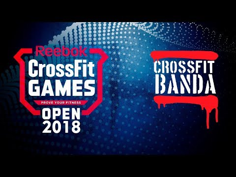 2018-03-03 Open 18.2 - CrossFit BANDA