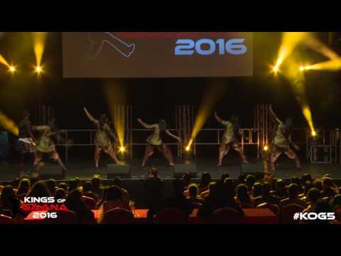 ♚Kings of Gaana 2016 - University Of Hertfordshire (Official HD)♚
