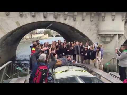 """Royals"" by Pinewood Singers & Women's Chorus - Paris Choir Trip 2015"