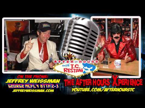 After Hours Xperience: BTTF Actor Jeffrey Weissman