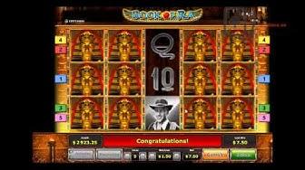 Book of Ra Deluxe - 7,50 Bet - Mega Big Win [Casinoheld.com]