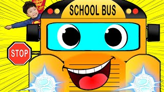 Wheels On The Bus 지환이와 버스놀이 휠 온더 버스 버스