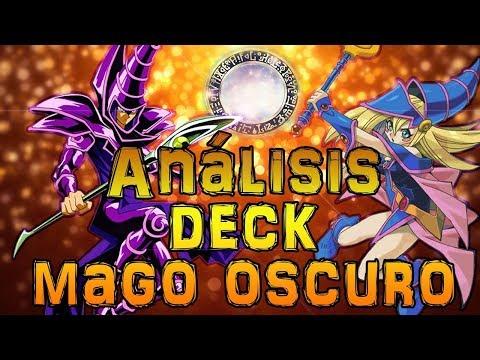 HABLEMOS DE: DECK DARK MAGICIAN - Deck Mago Oscuro Análisis/ Hablemos de...