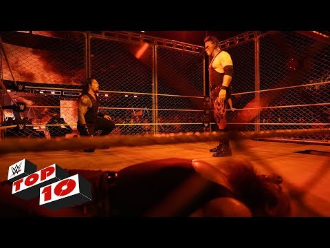Thumbnail: Top 10 Raw moments: WWE Top 10, October 16, 2017