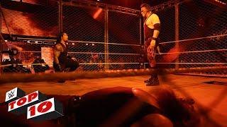 Video Top 10 Raw moments: WWE Top 10, October 16, 2017 download MP3, 3GP, MP4, WEBM, AVI, FLV Oktober 2017