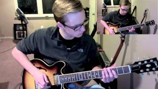 You Me at Six - Room to Breathe (guitar Cover)